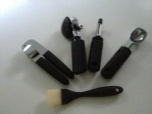 Debra-Darvick-loves-her-Oxo-kitchen-utensils
